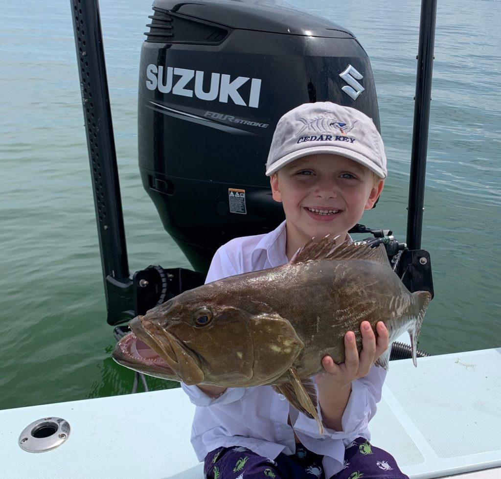 Tampa Bay Fishing For Grouper