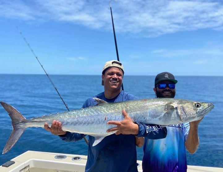 space coast fishing - King Mackerel