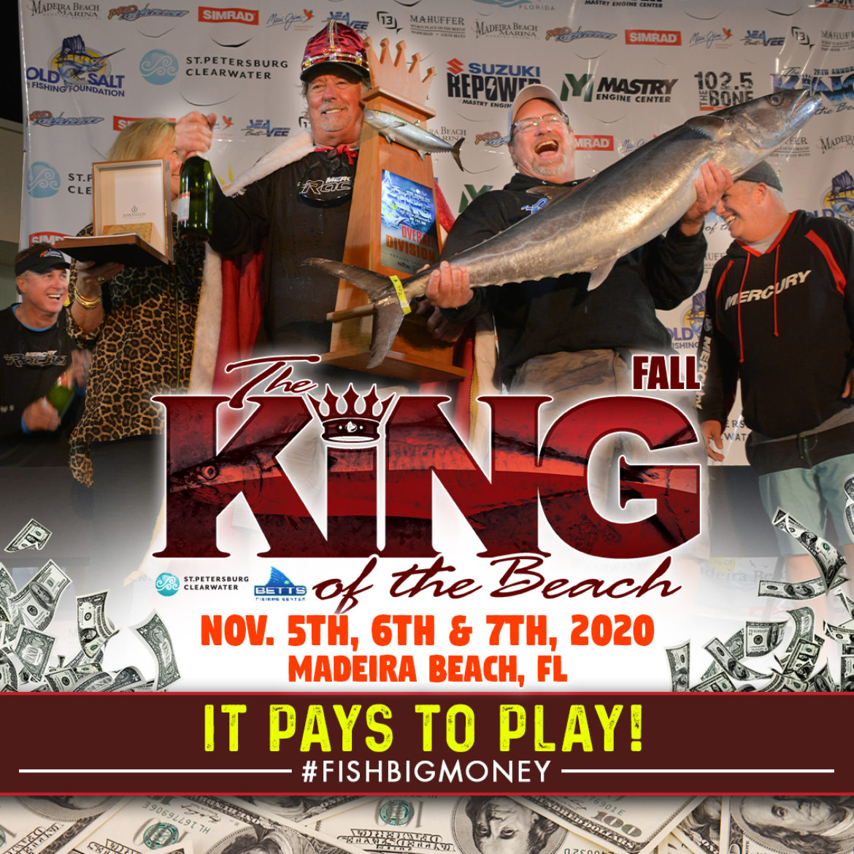 best kingfish tournament