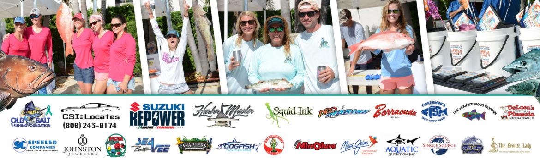 Ladies Fishing Tournament Sponsors