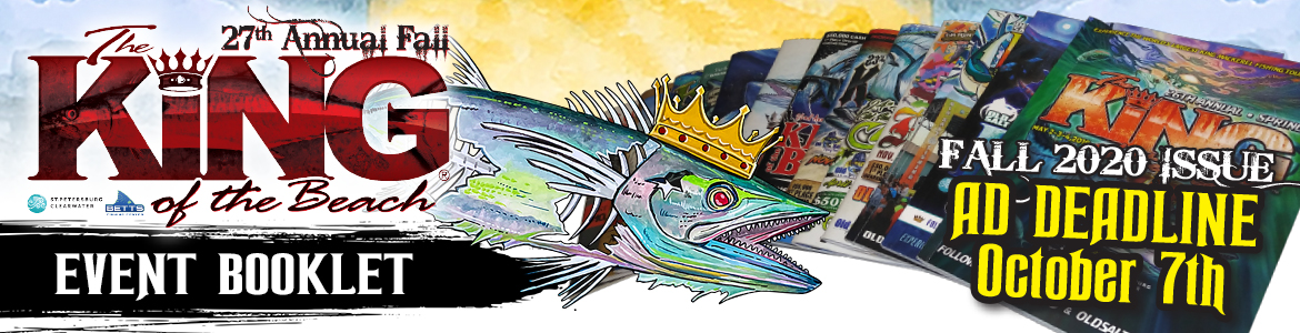fishing tournament advertising opportunity