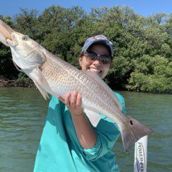 Captain Skylar's Mad Beach Fishing Report – January 2021