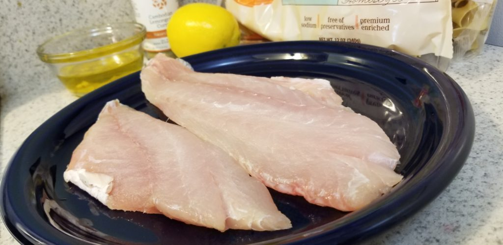 yellowtail snapper fillets