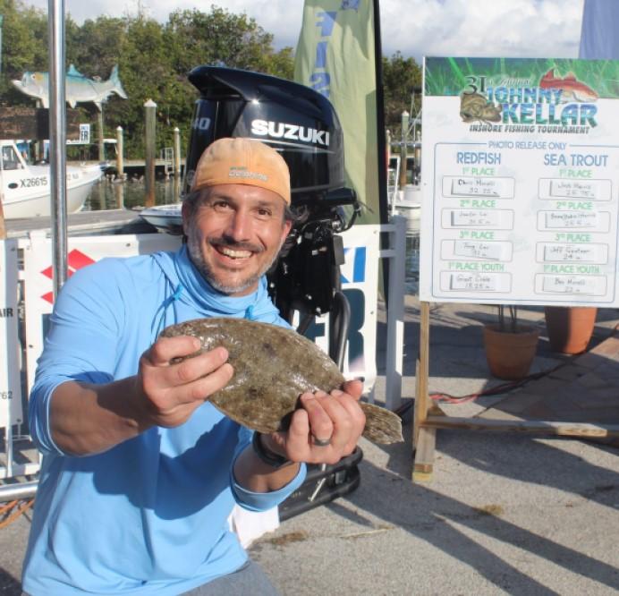 johnny kellar inshore fishing tournament