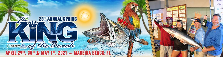 old salt king of the beach king mackerel fishing tournament