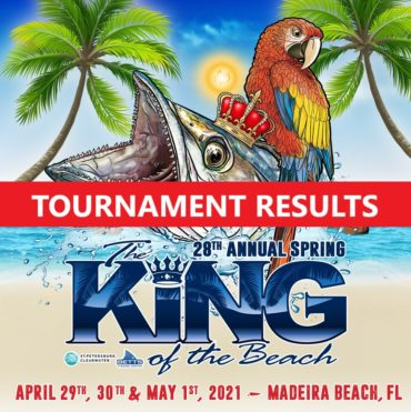 King of the Beach Tournament Results
