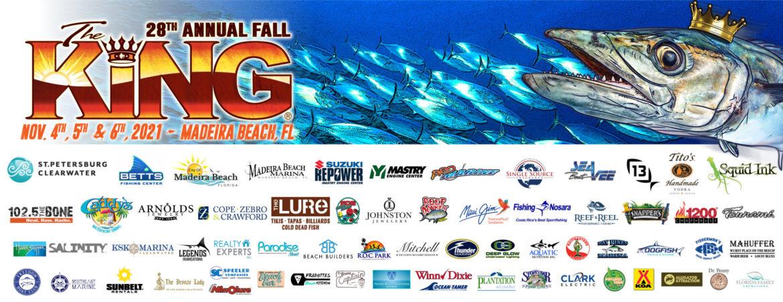 Fall King of the Beach Kingfish Tournament
